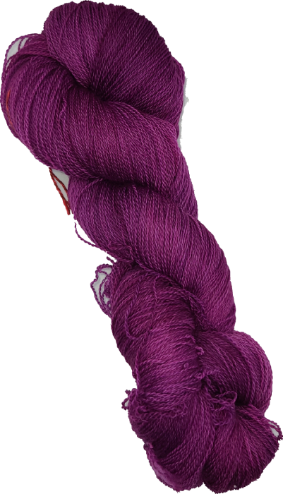 Perfectly Plum 6006 Highland Shimmer Fingering