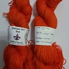 Blaze Orange 2002 Highland Shimmer Fingering