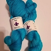 Electric Blue 5003 Provenance Fingering