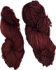 Mahogany 7001 Highland Worsted