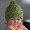 Rib-It Frog Hat Pattern