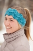 Winding Trail Headband Pattern