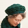 Welted Waves Hat Pattern
