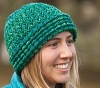 Playful Purls Reversible Hat Pattern